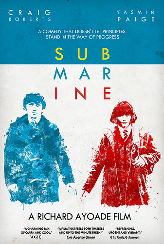 Alternative Submarine poster