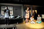 Yasmin in 'Spur of the Moment' - Royal Court Theatre