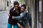 Yasmin Paige (Beth Mitchell) & Dylan Edwards (Mike Fenton) - Pramface